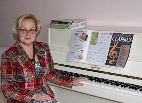 Frau Elena Spivak