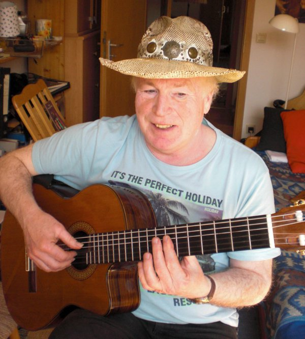 Musikschule Music, Art & Fun: Herr Reiner Hergrüter